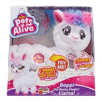 Deals on Pets Alive Boppi The Booty Shakin Llama
