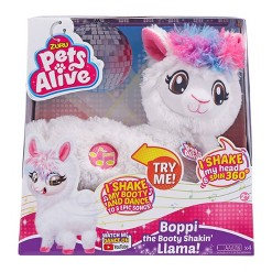 Pets Alive Boppi the Booty Shakin' Llama!