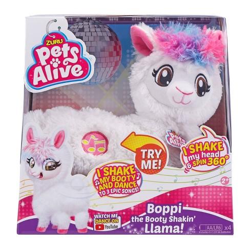 Pets Alive Boppi the Booty Shakin' Llama! - image 1 of 4
