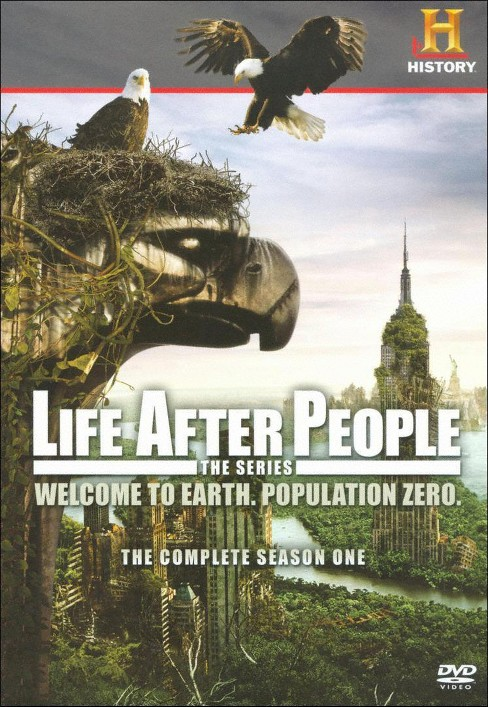 Life after people:Series (DVD) - image 1 of 1