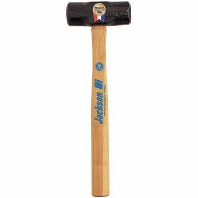 JACKSON 1196900 Sledge Hammer,4 lb.,15-1/4 In,Hickory