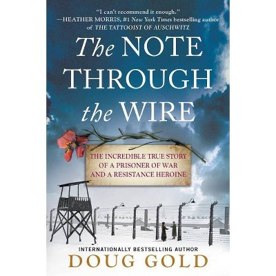 The Note Through the Wire - by Doug Gold (Paperback)
