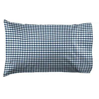 Saturday Park Gingham Pillow Case