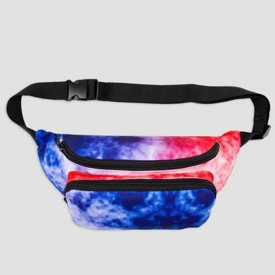 Wemco Men's Tie-Dye Americana Sling Bag