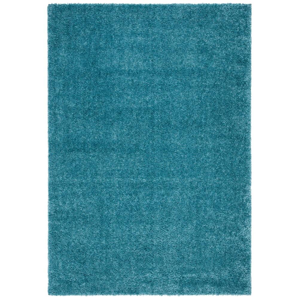 8 39 X10 39 Suzan Rug Turquoise Safavieh
