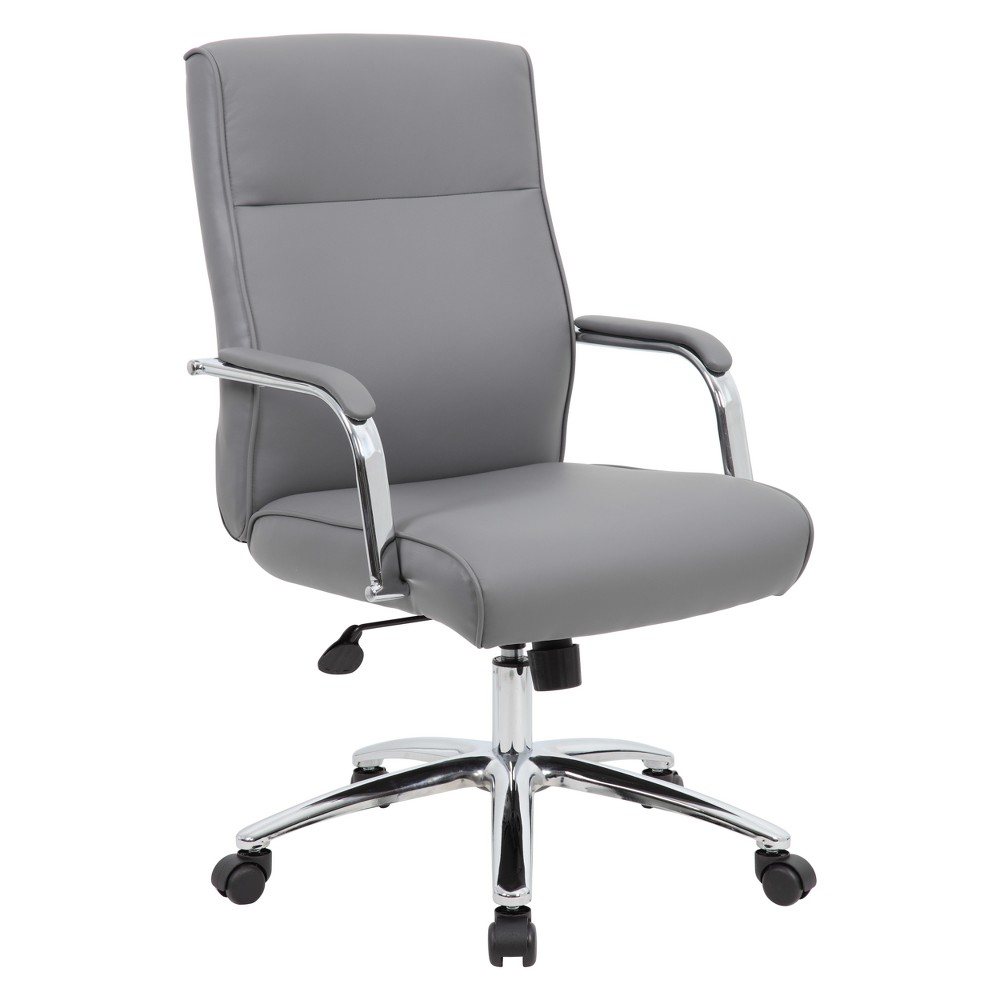 Modern Executive Conference Chair Gray - Boss