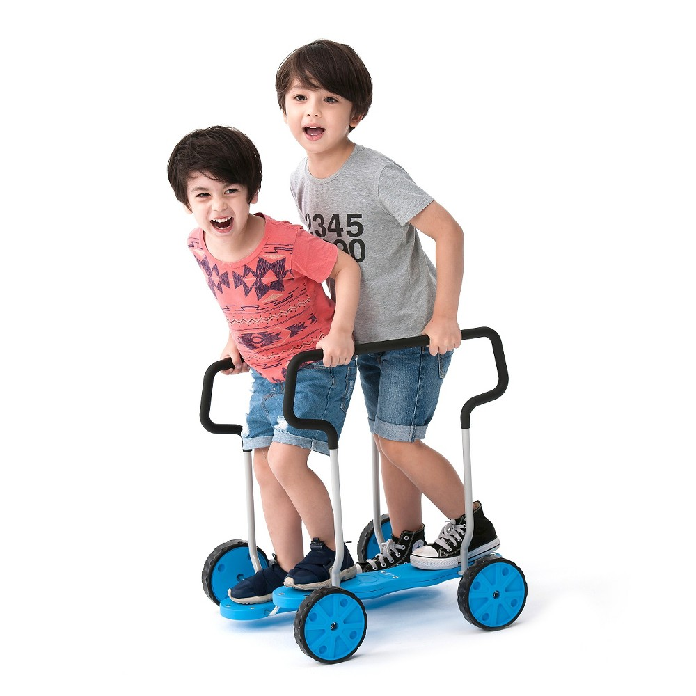 Weplay Taxi Roller - Blue