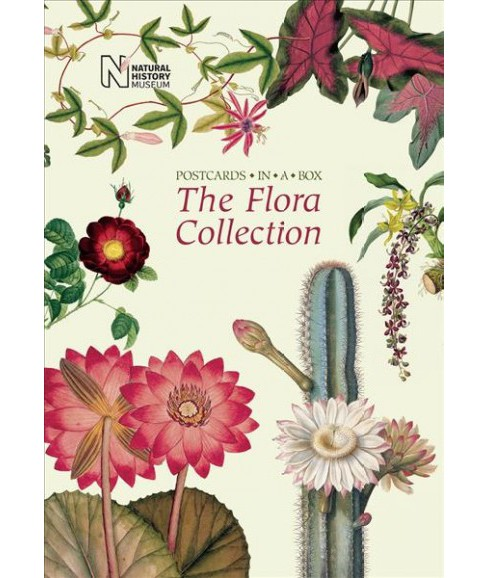 Flora Collection : Postcards in a Box -  (Stationery) - image 1 of 1