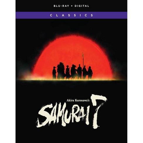 Samurai 7: The Complete Series (Blu-ray) - image 1 of 1