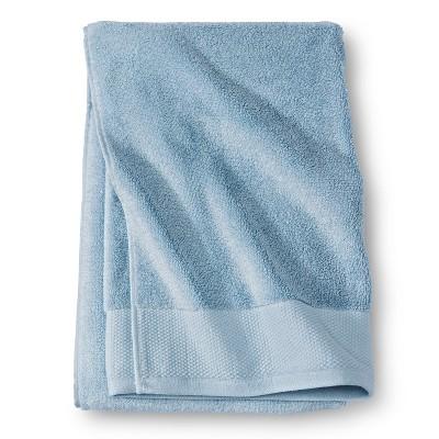 Egyptian Cotton Bath Sheet - Windswept Blue - Fieldcrest™