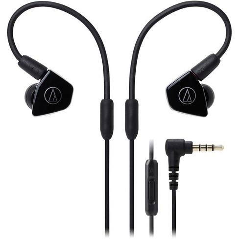 22c4e415a3e Audio-Technica ATH-LS50ISBK In-Ear Dynamic Drive Headphones In Black ...