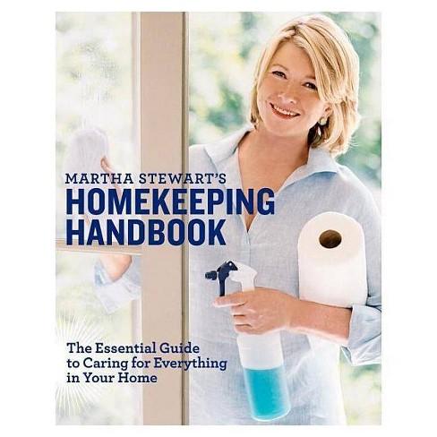 Martha Stewart's Homekeeping Handbook - (Hardcover) - image 1 of 1