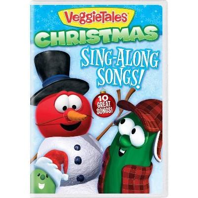 Veggie Tales: Christmas Sing-A-Long (DVD)(2018)
