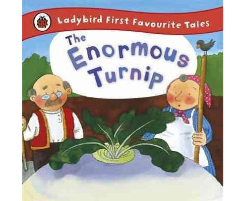 Enormous Turnip (Hardcover) - image 1 of 1