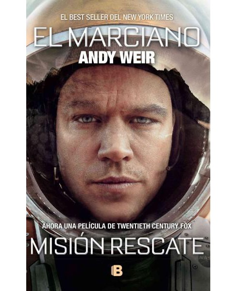 El Marciano/ The Martian (Paperback) (Andy Weir) - image 1 of 1