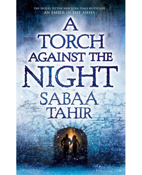 Torch Against the Night (Large Print) (Hardcover) (Sabaa Tahir) - image 1 of 1