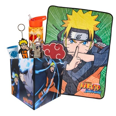 Just Funky Naruto Shippuden LookSee Collector's Box | Includes 5 Naruto Themed Collectibles
