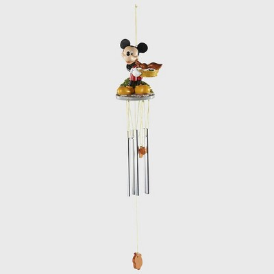 "Disney Mickey Mouse 20"" Resin Wind Chime"