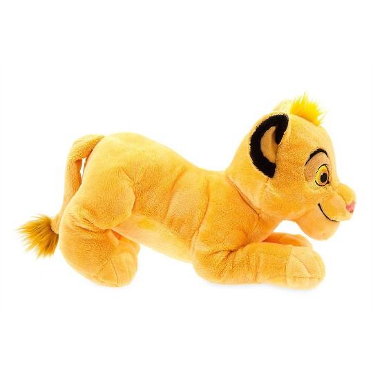 Disney The Lion King Simba Medium Plush - Disney store image number null