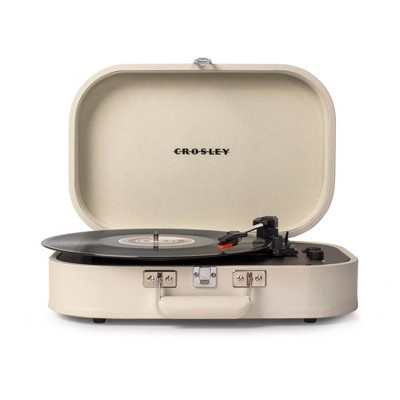 Crosley Discovery Turntable - Dune
