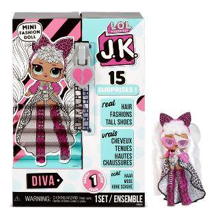 L.O.L. Surprise! JK Diva Mini Fashion Doll
