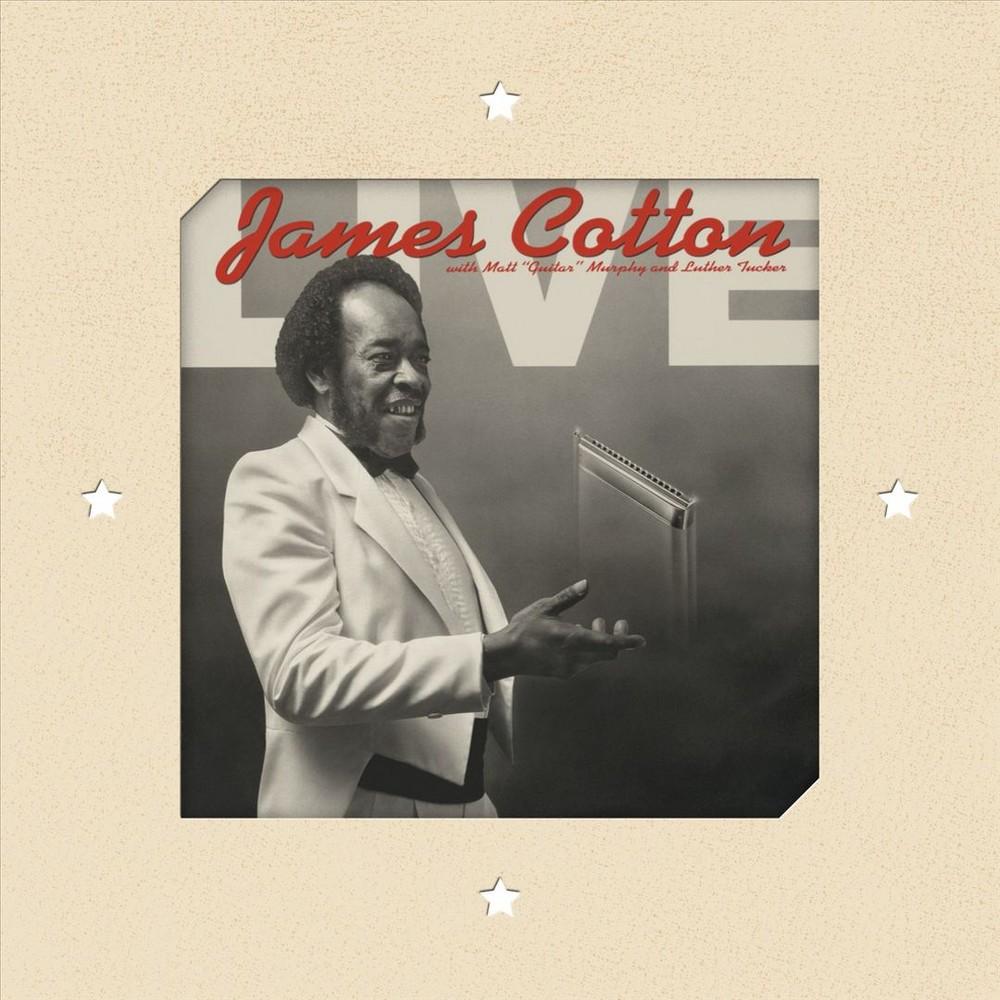 James Cotton - James Cotton:Live At Antone's Nightcl (CD)