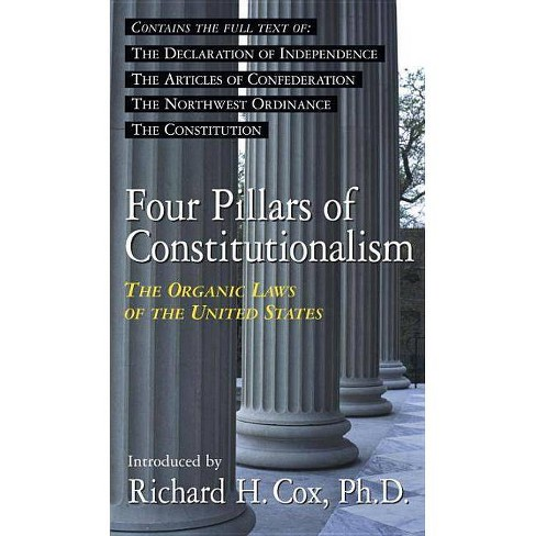 Four Pillars of Constitutionalism - (Paperback) - image 1 of 1