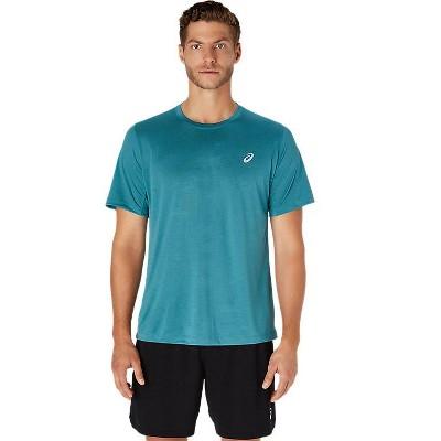 ASICS Men's Short Sleeve Performance Top Running Apparel 2031B182