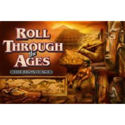 Roll Through the Ages - The Bronze Age Board Game