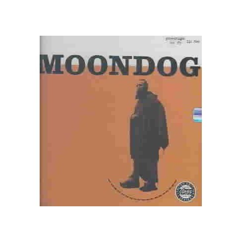 Moondog - Moondog (CD) - image 1 of 1