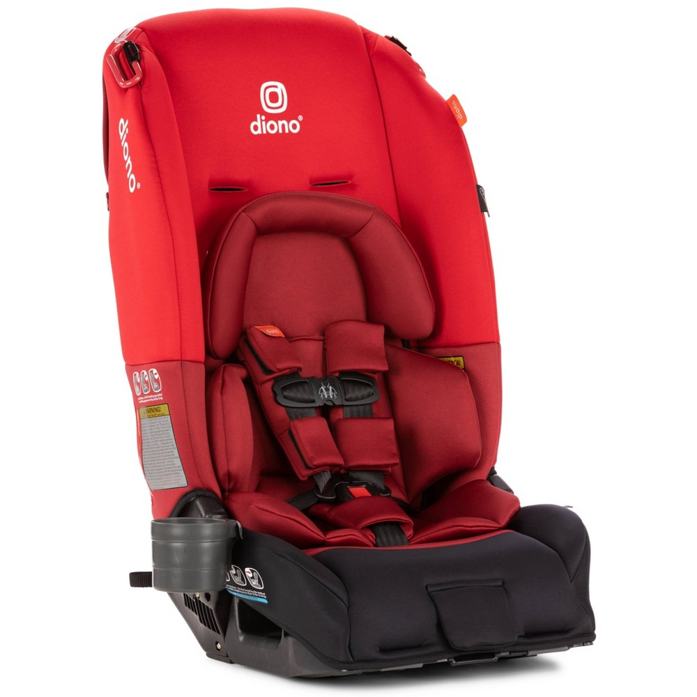 Diono Radian 3 RX All-in-One Convertible Car Seat - Red