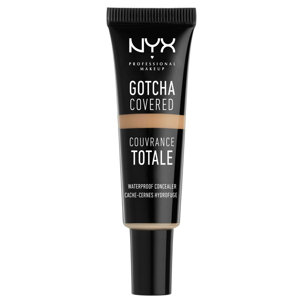 Nyx Professional Makeup Gotcha Covered Concealer Beige - 0.27 fl oz