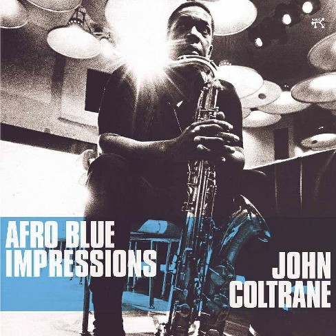 John Coltrane - Afro Blue Impressions (Vinyl) - image 1 of 1