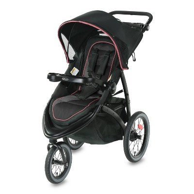 Graco FastAction Jogger LX Stroller - Tansy