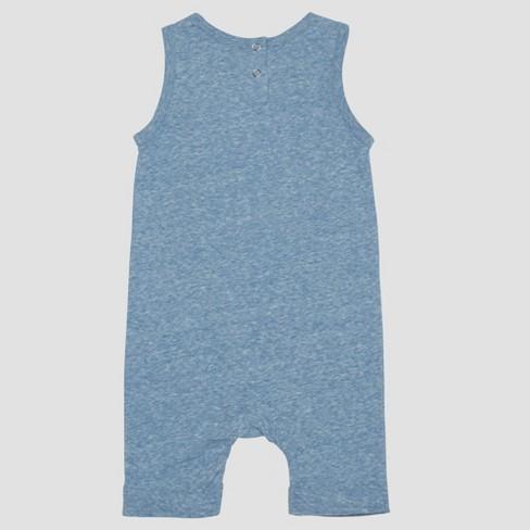 bc8c181a15fe Baby Boys  Harry Potter 2pk Sleeveless Rompers - Blue Gray. Shop all Harry  Potter