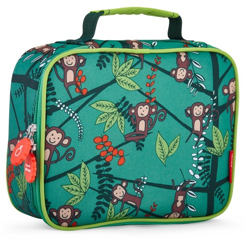 Cheeky Kids Insulated Lunch Bag Monkeys
