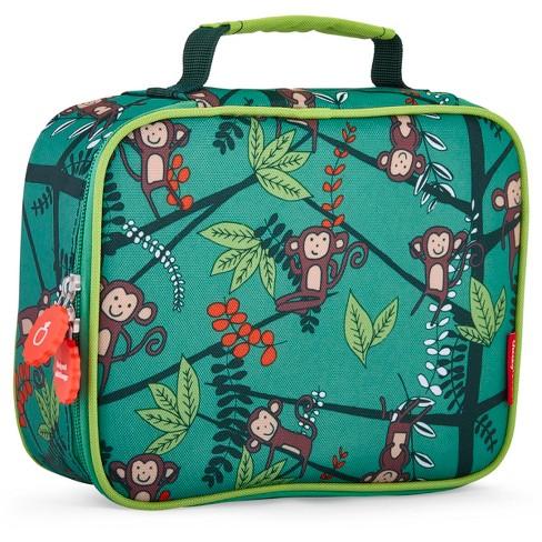 Cheeky Kids Insulated Lunch Bag Monkeys