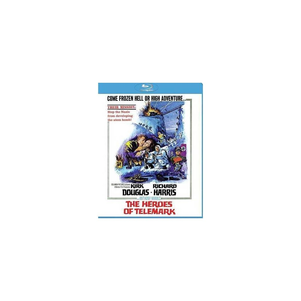 Heroes Of Telemark (Blu-ray)