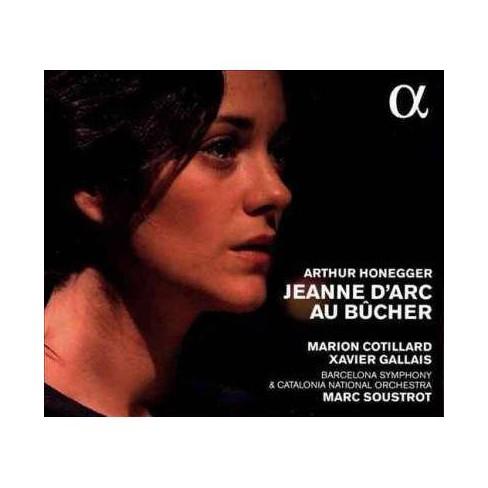 Marion Cotillard - Honegger: Jeanne D'Arc Au Bucher (CD) - image 1 of 1