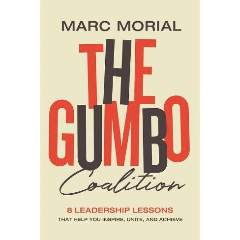 The Gumbo Coalition - by  Marc Morial (Hardcover) - image 1 of 1