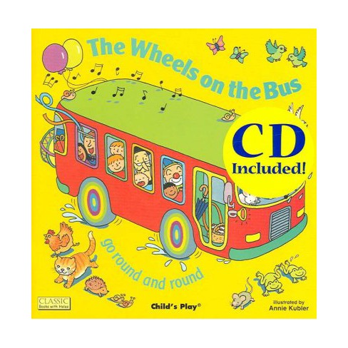 The Wheels on the Bus - (Classic Books with Holes) (Mixed media product) - image 1 of 1