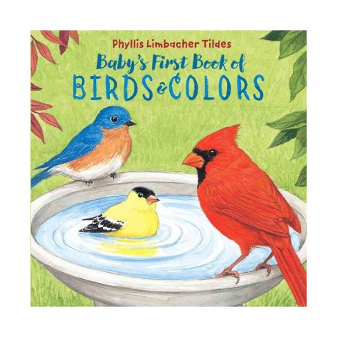 Baby's First Book of Birds & Colors - by  Phyllis Limbacher Tildes (Board_book) - image 1 of 1