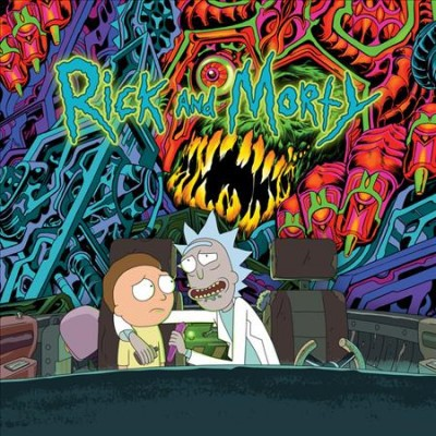 Various - Rick And Morty Soundtrack (Ost)(Vinyl)
