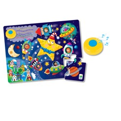 The Learning Journey My First Sing Along Puzzle, 12pc - Twinkle Twinkle Little Star