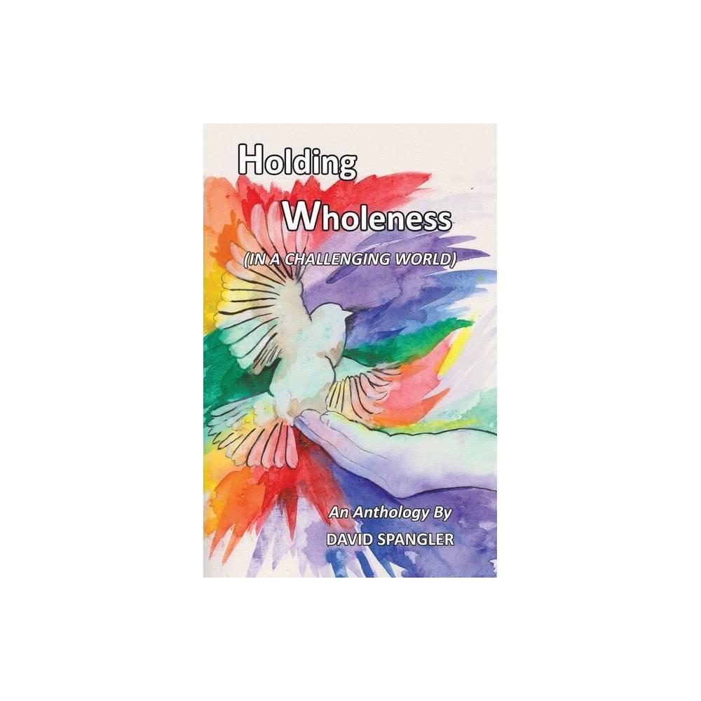 Holding Wholeness By David Spangler Paperback