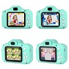 """Dartwood Digital Camera for Kids and Children - 2"""" Color Display Screen, 1080p 3-Megapixels, Micro-SD Card Slot (32GB SD Card Included) - image 4 of 4"""