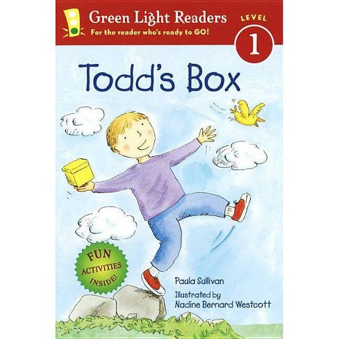 Todd's Box - (Green Light Reader - Level 1 (Quality)) by  Paula Sullivan (Paperback) - image 1 of 1