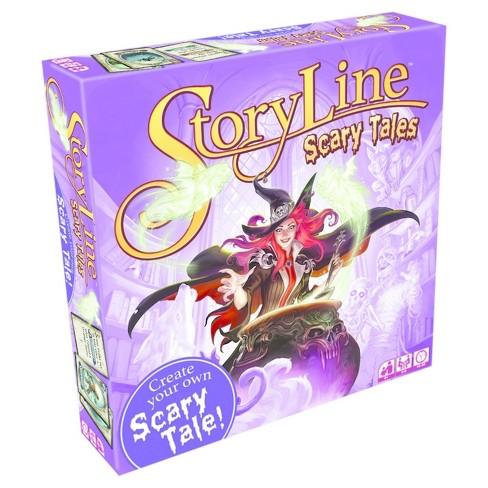 StoryLine: Scary Tales Game - image 1 of 1