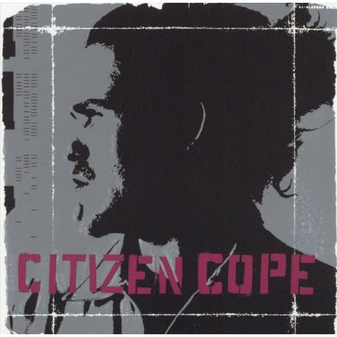 Citizen Cope - Citizen Cope (CD) - image 1 of 1