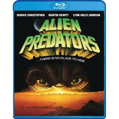 Alien Predators (Blu-ray)(2018)
